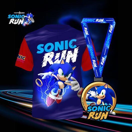 Sonic Run 2019 Cyberjaya