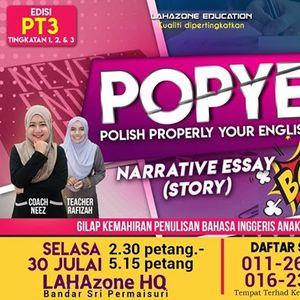 PT3 - Polish Properly Your English