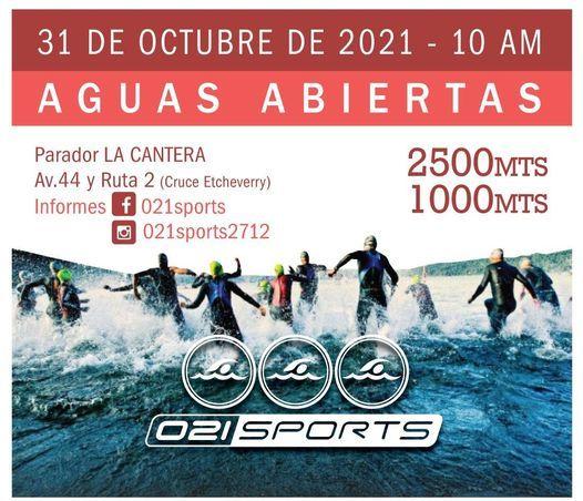Aguas Abiertas Parador La Cantera La Plata, 31 October | Event in La Plata | AllEvents.in