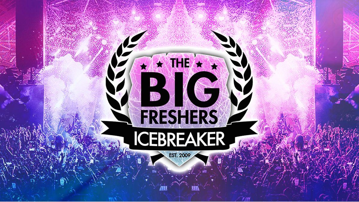The Big Freshers Icebreaker - London