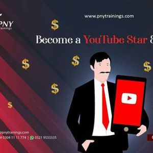 Become a YouTube Star & Earn (Arfa Tower)