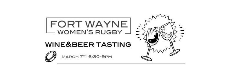 FW Womens Rugby Wine And Beer Tasting Fundraiser