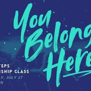 Next Steps Membership Class