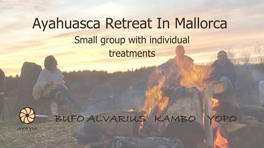 Mallorca Ayahuasca Retreat with a Small Group