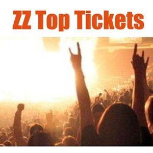 ZZ Top & Cheap Trick Tickets Moncton NB Canada Avenir Centre
