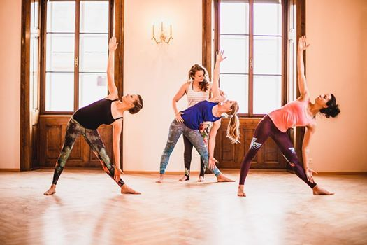Absolute Beginner YOGA Workshop