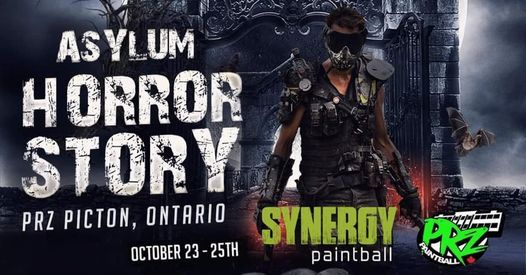 Asylum Horror Story, 23 October | Event in Picton | AllEvents.in