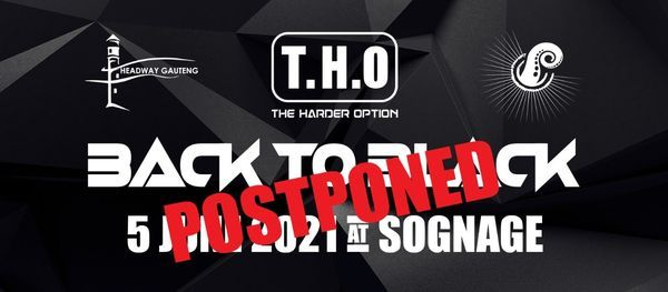 Back To Black, 29 January   Event in Chartwell   AllEvents.in
