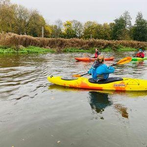 Canoe  Kayak (Sheltered Water) Coach Training