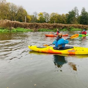 Canoe  Kayak (Sheltered Water) Coach Training