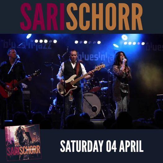 Sari Schorr - POSTPONED, 28 November | Event in Glasgow | AllEvents.in