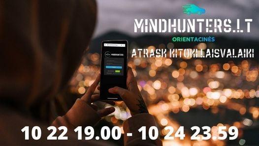 MindHunters orientacinės automobiliais Ukmergėje 3, 22 October   Event in Troskunai   AllEvents.in