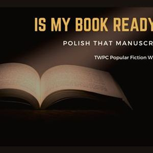 Pop Fic - Is My Book Ready
