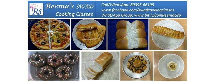 Bread Making, Pizza & Donuts Workshop, 30 March   Event in Chennai   AllEvents.in