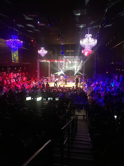 WFC 121 Live MMA January 25th 2020 New Orleans