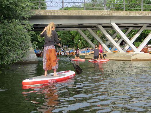 Nybörjarkurs Mindful Paddling på SUP, 13 June | Event in Stockholm | AllEvents.in