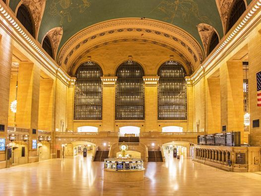 Grand Central M**der Mystery, 30 April | Event in West New York | AllEvents.in