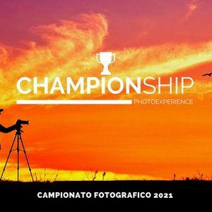 Championship 2021 Photo Experience