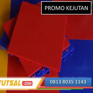Pabrik Interlocking Futsal Flooring Call  0813 8035 1142