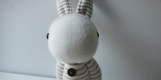 Sock Crafting - Domi Rabbit, a Domi Series Classic, 30 May | Event in Jurong | AllEvents.in