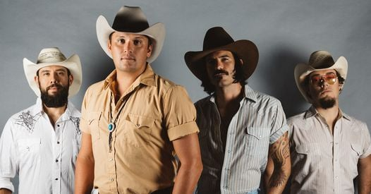 Chad Cooke Band at 4 Star Concert Hall, 7 August | Event in Brenham | AllEvents.in