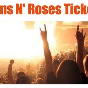 Guns N Roses Tickets Washington DC Nationals Park 713