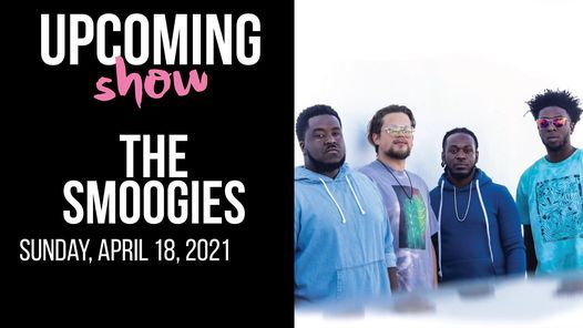 Music at Home & Live from Arts Garage with The Smoogies, 18 April | Event in Delray Beach | AllEvents.in