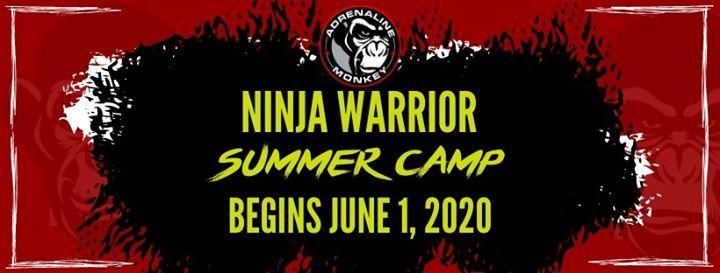 Ninja Warrior Summer Camp