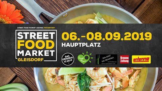Street Food Market Gleisdorf