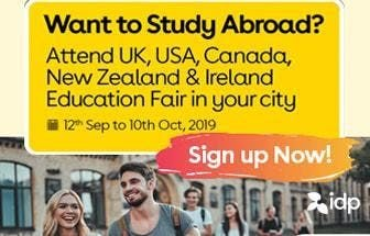 Want to Study Abroad Attend UK USA Canada New Zealand & Ireland Education Fair in Nagpur