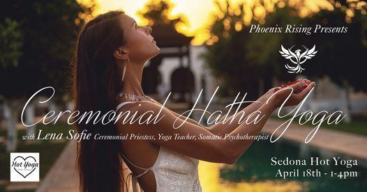 Ceremonial Hatha Yoga Workshop, 18 April   Event in Sedona   AllEvents.in