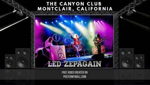 Led Zeppelin Tribute by Led Zepagain