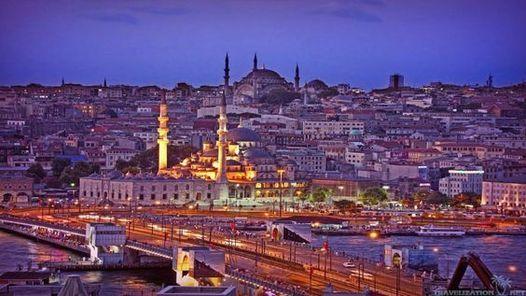 Istanbul za mlade - Oktobar u Istanbulu | Event in Istanbul | AllEvents.in