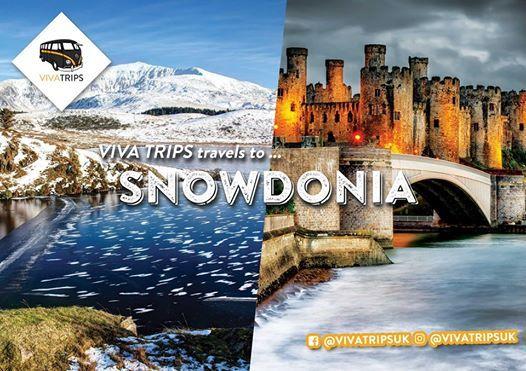 VIVA Trips  Newcastle to Snowdonia  19 Oct