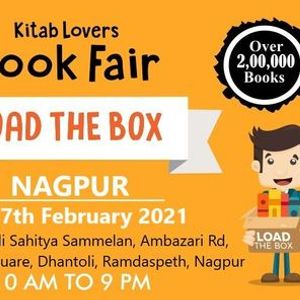 LOAD The BOX KitabLovers Warehouse books Sale Nagpur