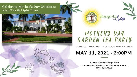 Mother's Day Garden Tea Party | Event in Bonita Springs | AllEvents.in