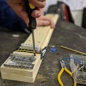 Build a Lapsteel Guitar