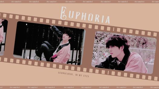 EUPHORIA - Choi SeungCheol, 8 August   Event in Ho Chi Minh City   AllEvents.in