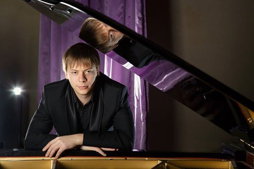 An Evening with Pianist Nikolai Saratovsky at Highgate House