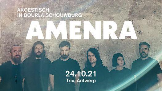 Amenra - akoestisch in de Bourla - LAATSTE TICKETS, 24 October   Event in Antwerp   AllEvents.in
