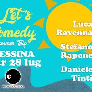 Stand Up Comedy Summer Trip  Luca Ravenna  Stefano Rapone  Daniele Tinti