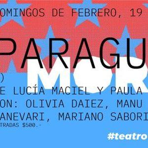 Paraguay  Teatro