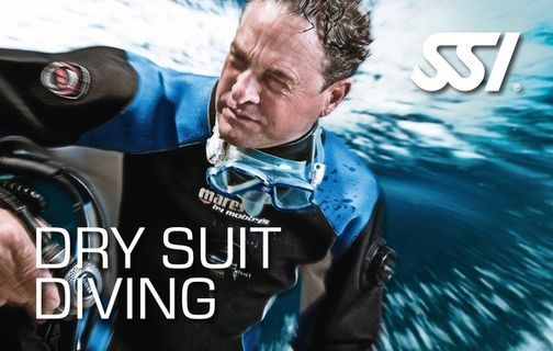 SSI Dry Suit Diving Course, 8 May   Event in Plymouth   AllEvents.in