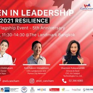 Women in Leadership - Resilience