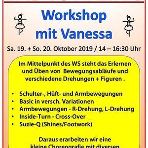 Ladystyling Workshop mit Vanessa