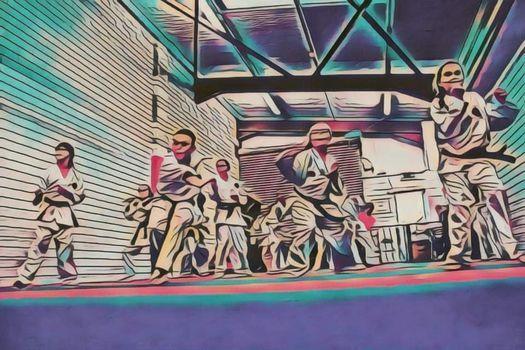 Return Of Rebel Martial Arts Classes, 6 September | Event in Cork | AllEvents.in