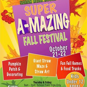 Super A-Mazing Fall Festival