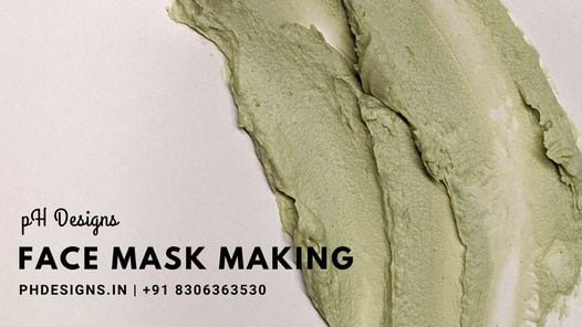 Face Mask Making Workshop | Online Event | AllEvents.in
