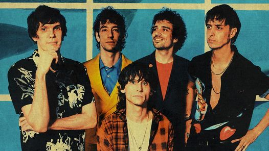 The Strokes, 16 May | Event in Karachi | AllEvents.in