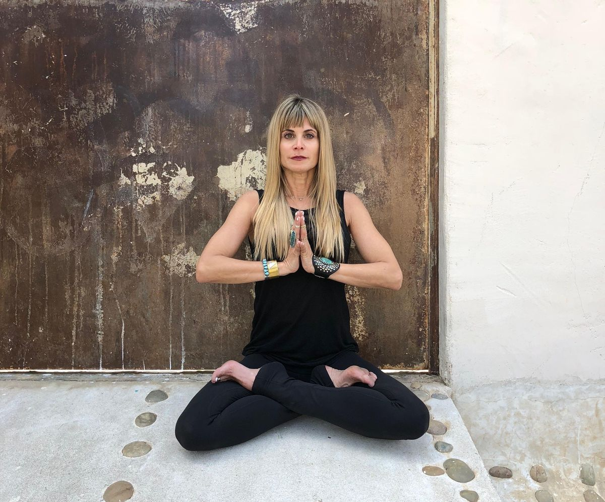 Shanti Hot Yoga Live Interactive Vinyasa Flow Intermediate with Carrie | Online Event | AllEvents.in